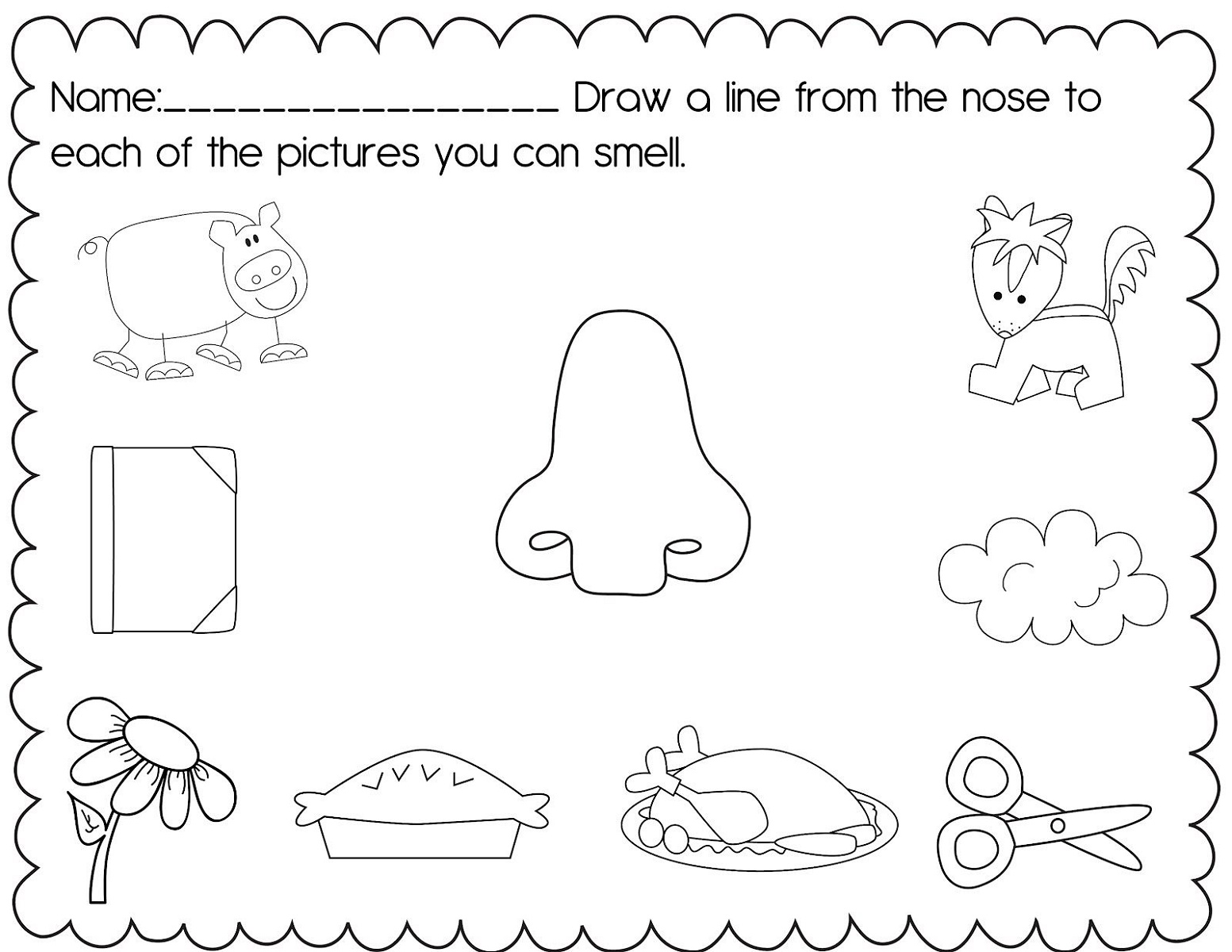 Children S Fun Activity Sheets