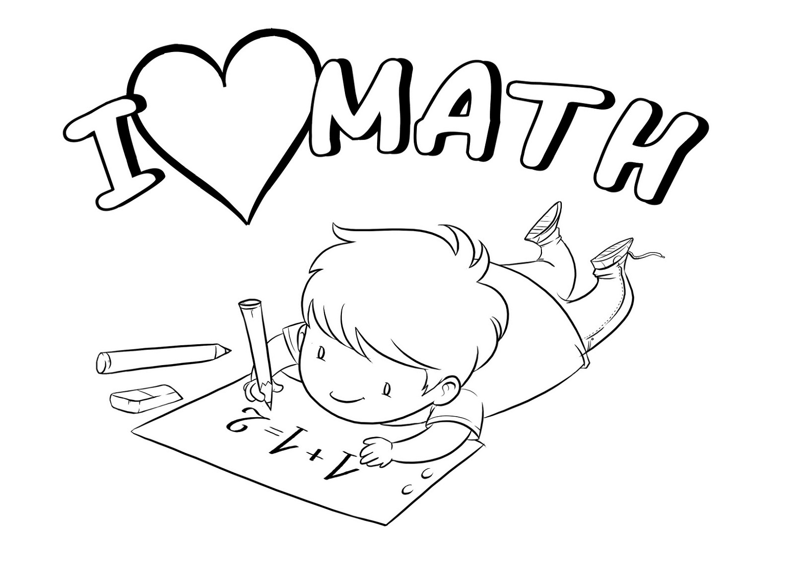 Free Coloring Pages Math K5 Worksheets