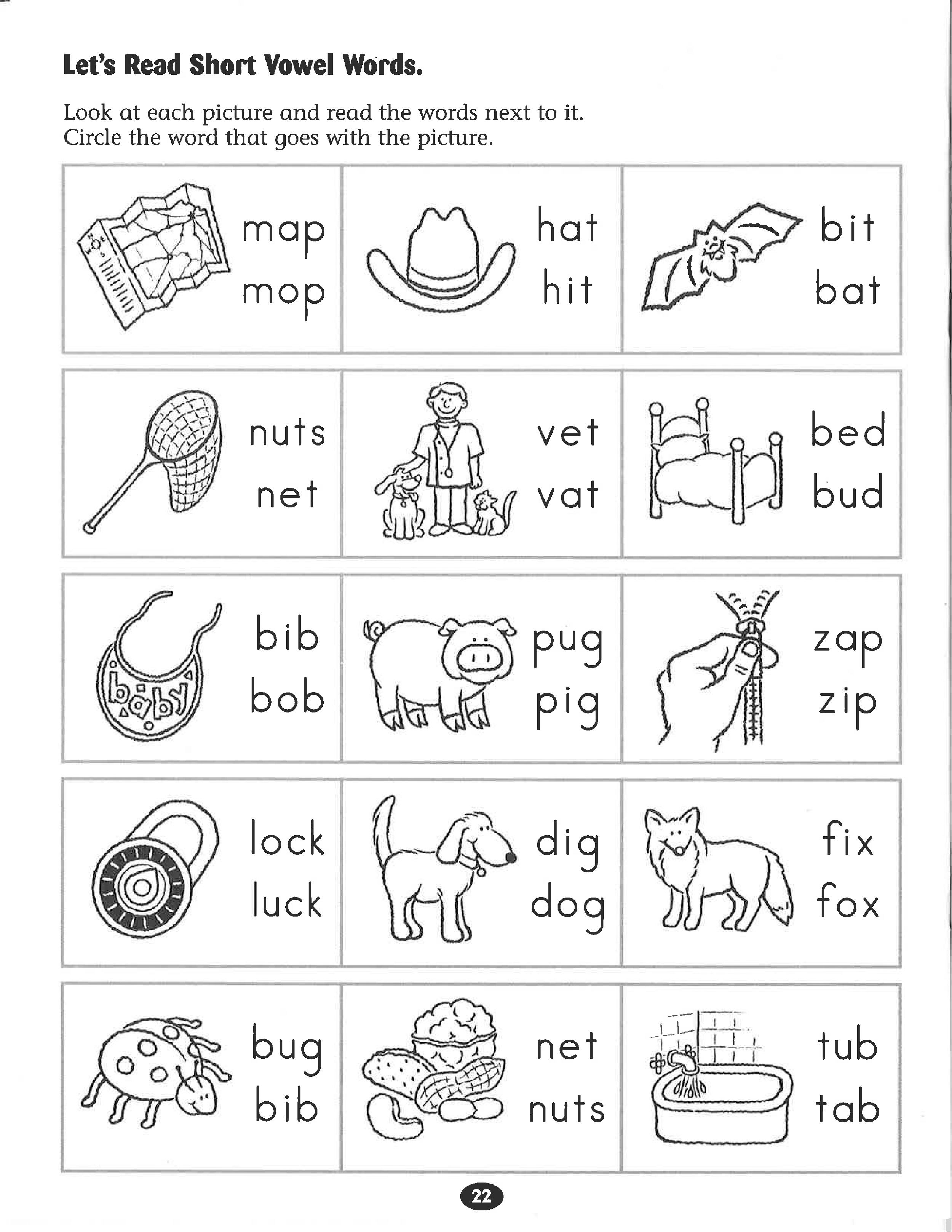 Free Literacy Worksheets