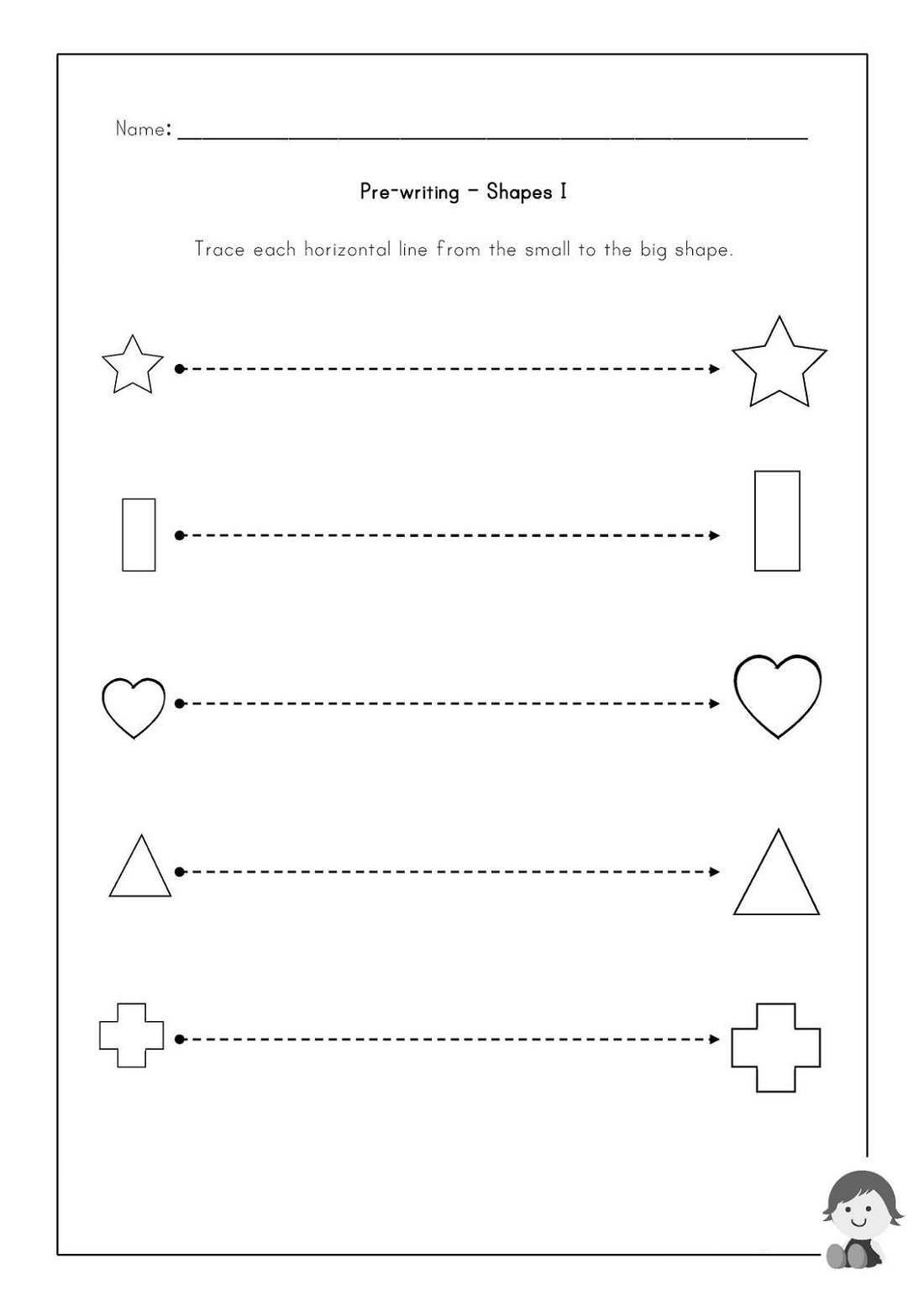 Printable Learning Activities For 2 Year Olds Free