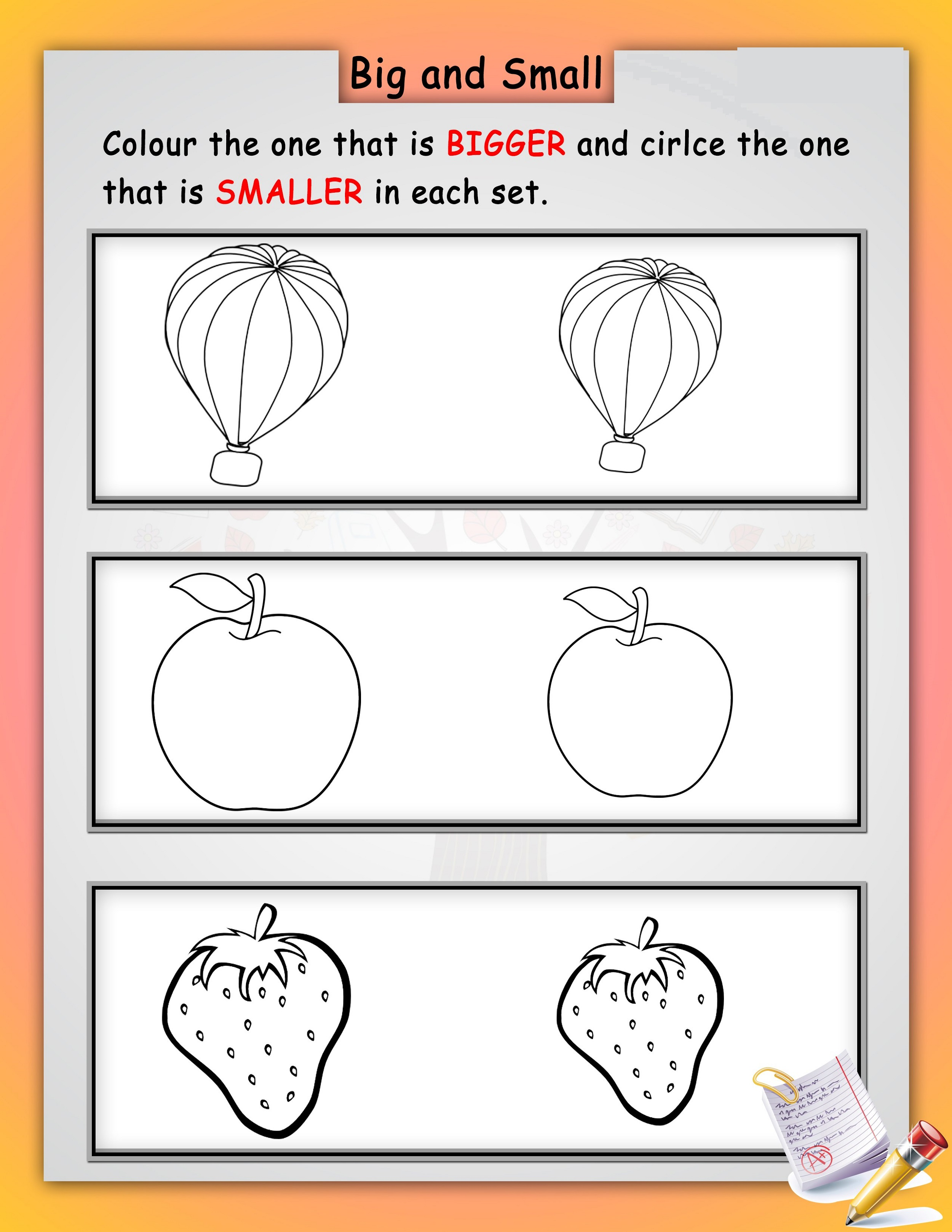 Simple Math Worksheets Printable For Studying