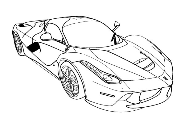 fast and furious coloring pages # 46