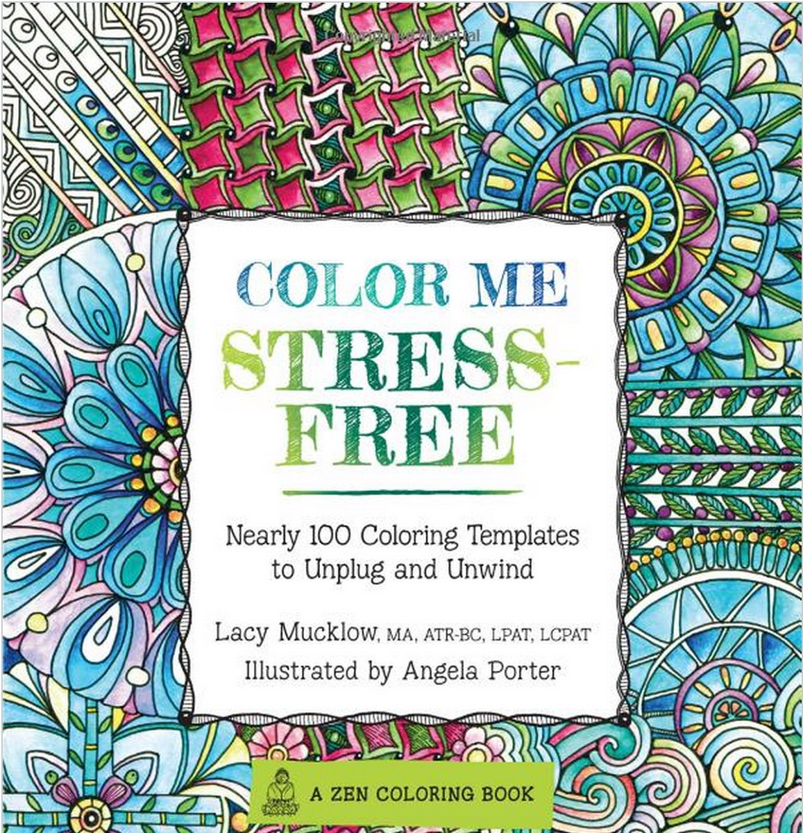 Best Adult Coloring Books Stress Free K5 Worksheets