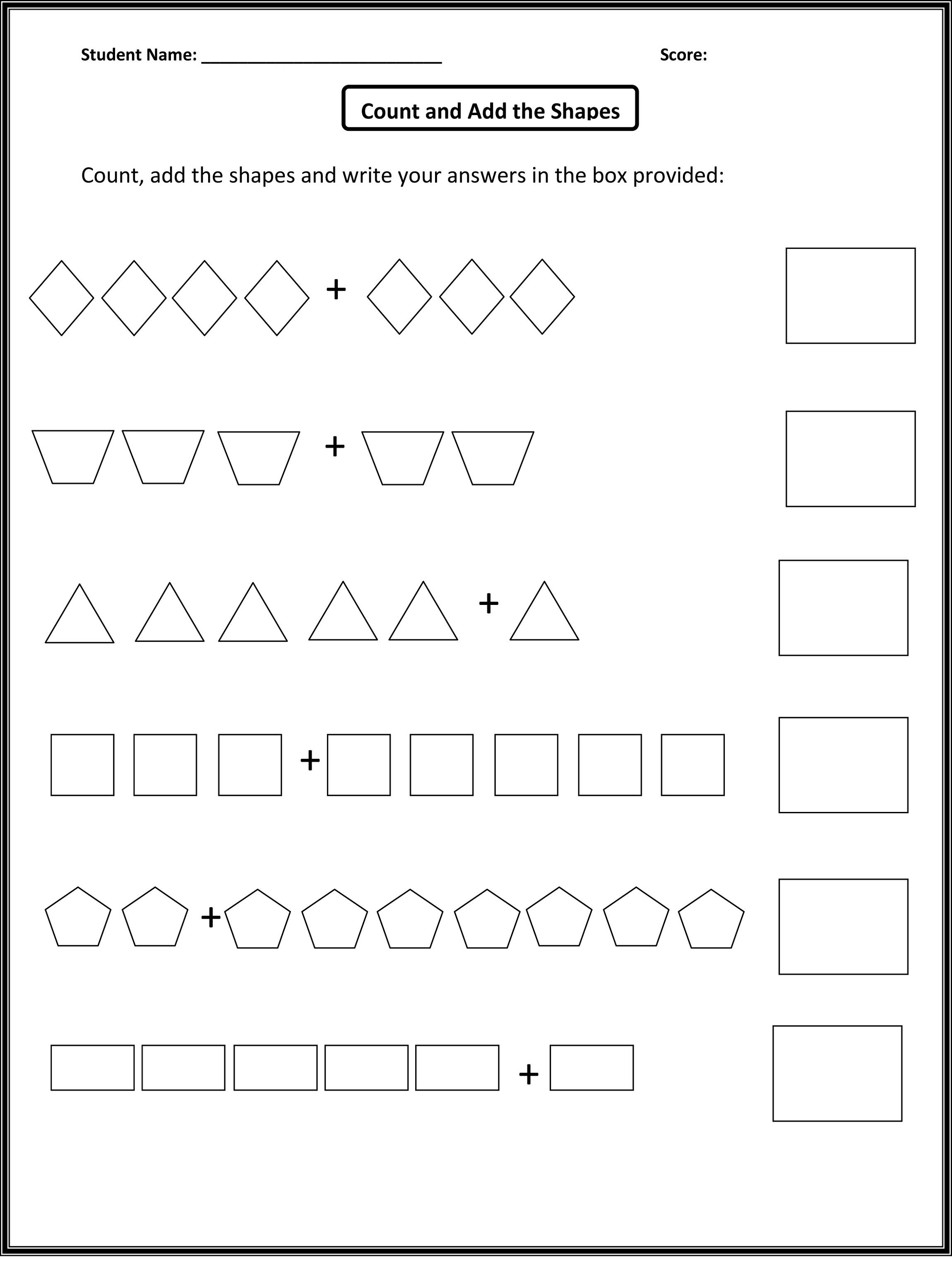 Mathworksheets4kids Addition
