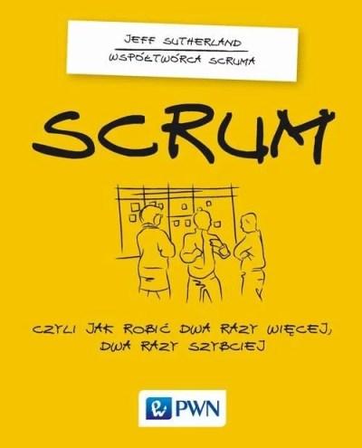 Scrum Jeff Sutherland książka
