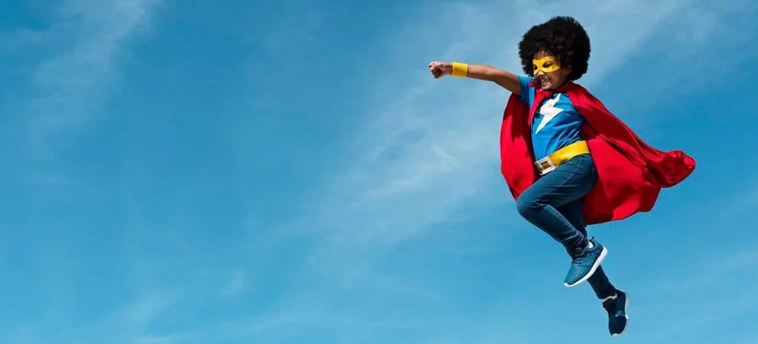 superbohater pomysł na retrospektywę