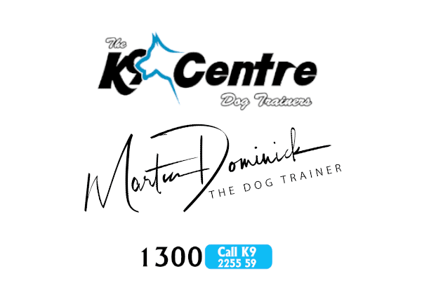 The K9 Centre and Martin Dominick