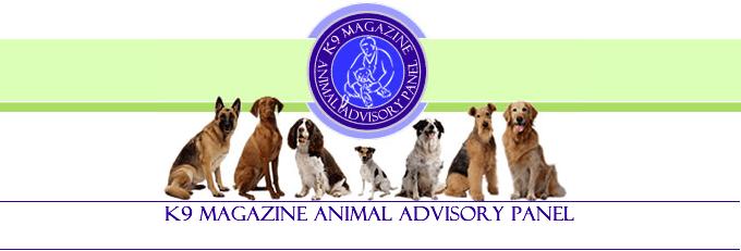 K9 Magazine Animal Advisory Panel