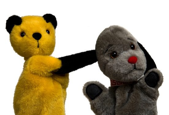 Sooty and Sweep K9 Magazine