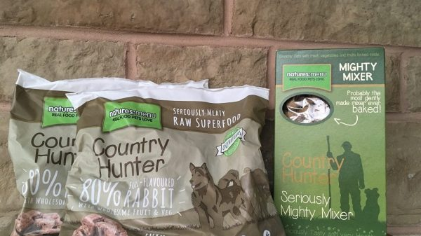 Natures Menu Review: Country Hunter Raw Nuggets