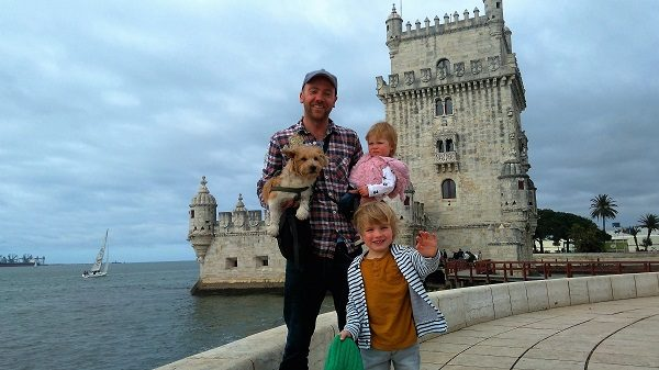 One Man & His Dog Discover What Portugal Has to Offer to Pet Owners on Holiday
