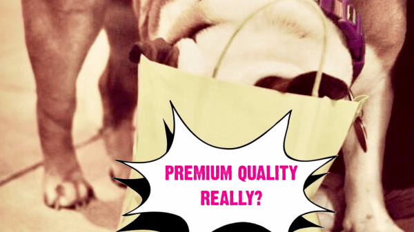 Premium Quality Dog Food - Is It Worth The Extra Money?