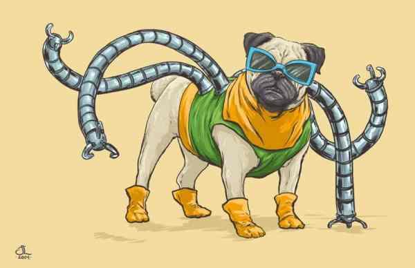doc ock dog