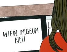 Stop-Motion Animationsfilm für das Wien Museum NEU