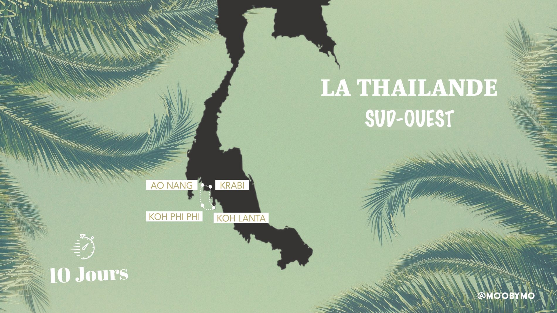 THAILANDE-SUD-OUEST-MOOBYMO
