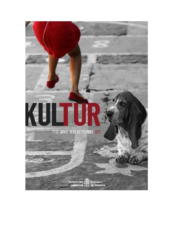 Kultur 2016 Como todos los años el Gobierno de Navarra programa actividades culturales por toda la provincia