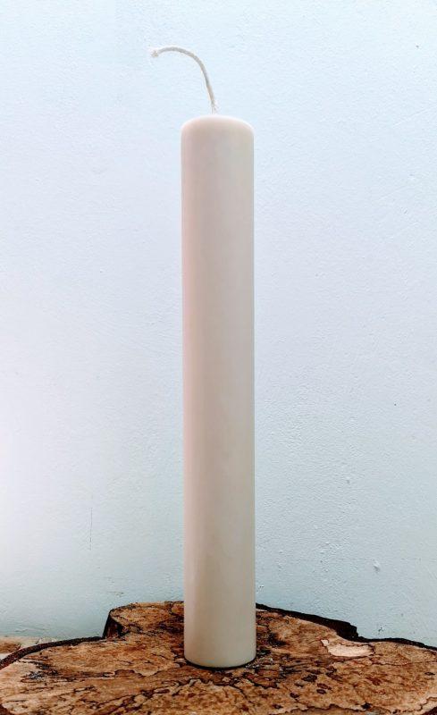 Stompkaars koolzaadwas Ø 4 cm x 30 cm