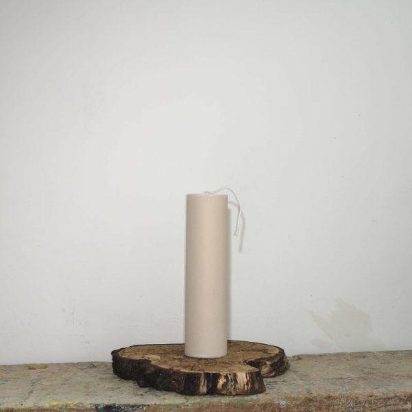 stompkaars 6.7 cm x 25 cm. ivoor wit