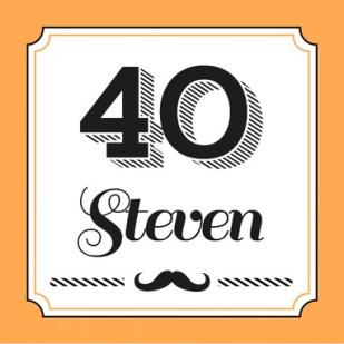 40 Jaar Oud Geworden
