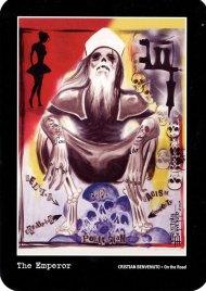 De Keizer, Tattoo Tarot