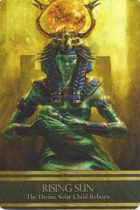Rising Sun - Isis Orakel