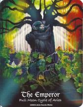 De Keizer uit de Maat Tarot