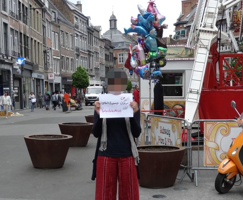 Against Election-May 2017-Namur Belgium