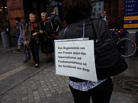 Against IR Election 2017-Bremen Germany
