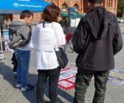 گزارش اکسیون اعتراضی به مناسبت ۳۱ امین سالگرد قتل عام کشتار زندانیان سیاسی در ایران – آلمان- برمن
