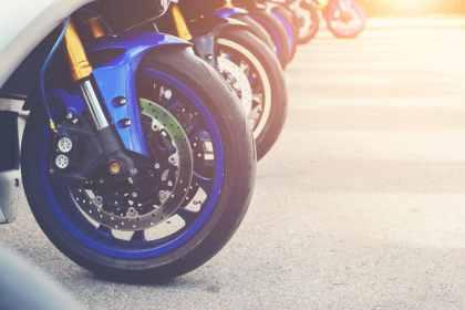 California Motorcycle Property Damage Claims