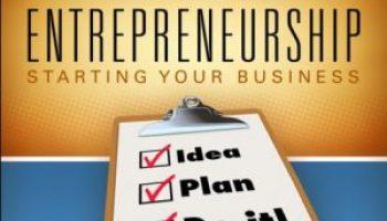 Entrepreneurship Development Diploma