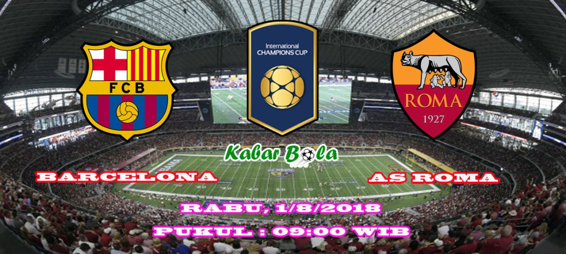 kabarbola - Barcelona vs As Roma