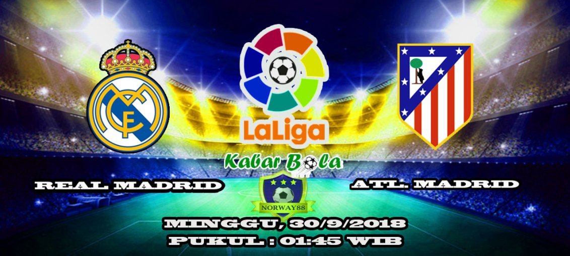 Kabarbola - Real Madrid vs Atletico Madrid