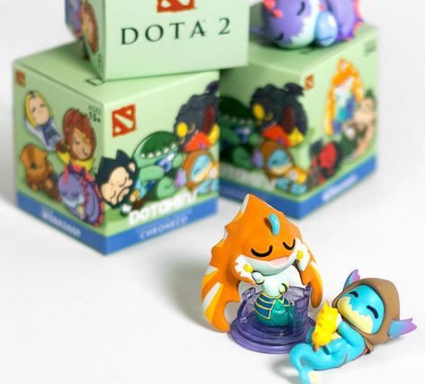 The International 2017 Vynils + Collectibles