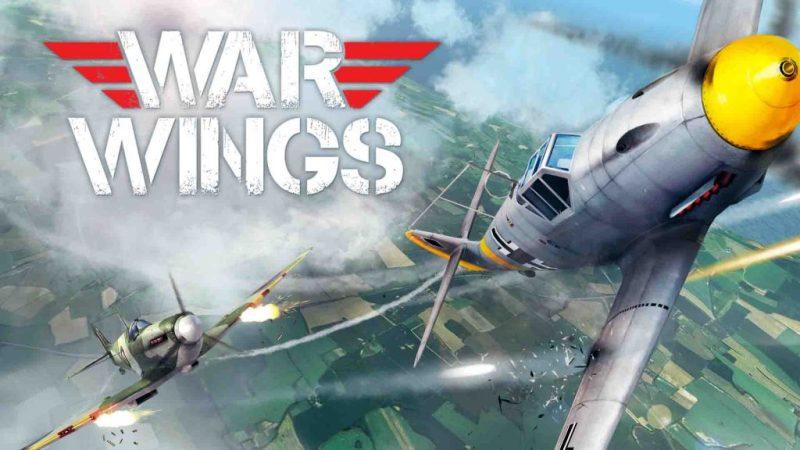 War Wings: Game Tempur Keren Era Perang Dunia 2