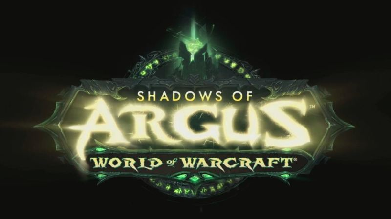 Shadow of Argus, World of Warcraft Patch 7.3 Segera Datang