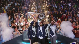 Team Liquid Juara The International 7