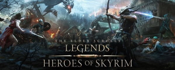 The Elder Scrolls Legends Telah Rilis di Android!