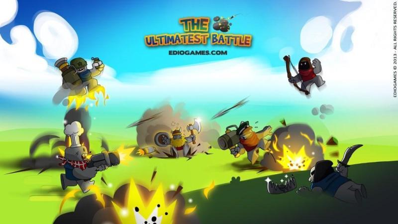 The Ultimatest Battle Telah Dirilis di Steam