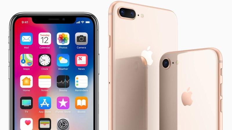 Kapan iPhone X, iPhone 8 dan 8 Plus ke Indonesia?