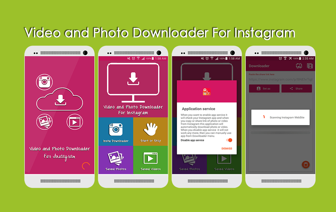 Download Foto Dan Video Instagram
