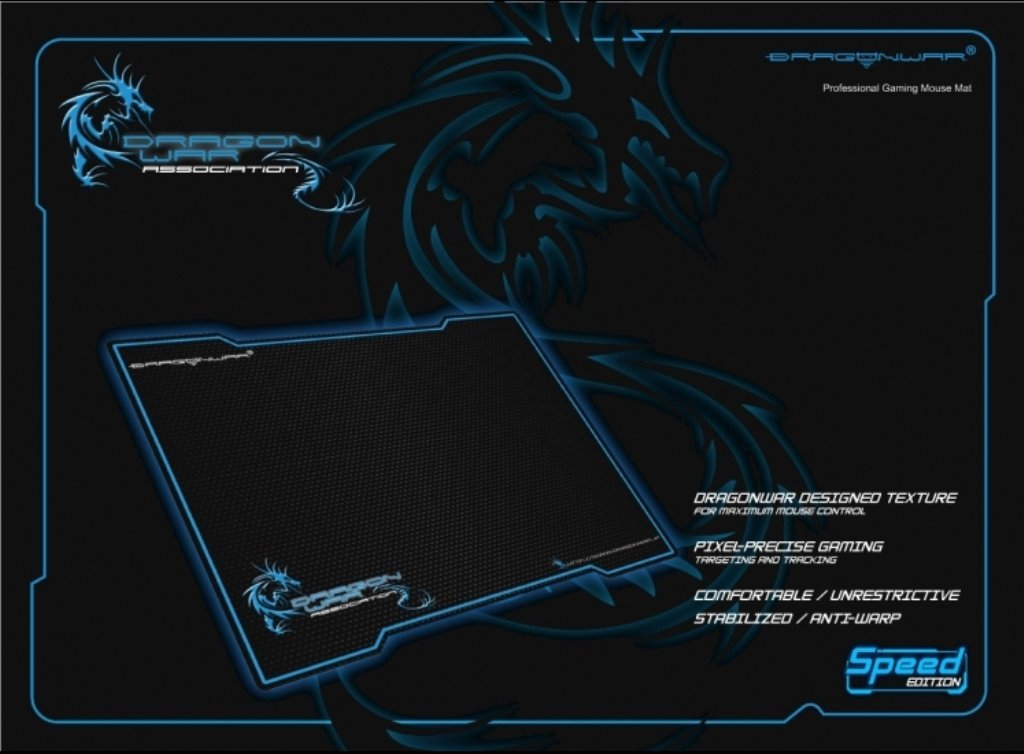 DragonWar GP-001 Gaming Mousepad