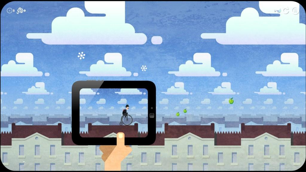 Gameplay Icycle On Thin Ice