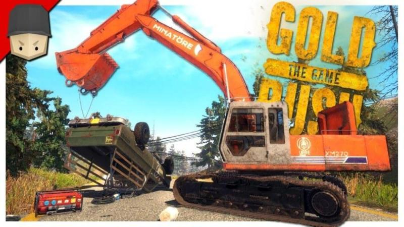 Gold Rush The Game Sudah Rilis di Steam