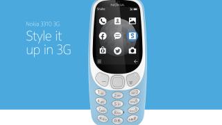 Nokia 3310 Comeback Lagi Dengan Nokia 3310 3G