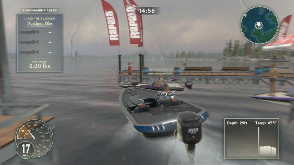 Turnamen Rapala Fishing Pro Series