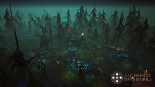 Treeview Studios Rilis Alchemist Defender VR