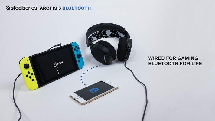 Arctis 3 Bluetooth; Headset Gaming Terbaru