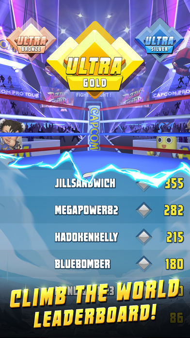 Leaderboard Puzzle Fighter