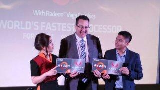 AMD Luncurkan Prosesor Ryzen Mobile di Indonesia